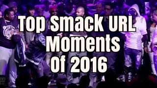 Top 15 Moments in Smack / URL 2016 - Hollow's List