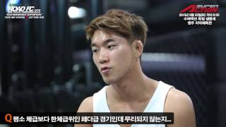 getlinkyoutube.com-360GAME ROAD FC 025 LEE YUN JUN INTERVIEW