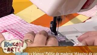 getlinkyoutube.com-Muñeca costurera PGM 138