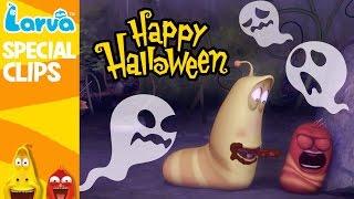 getlinkyoutube.com-[Official] Halloween - larva horror episodes