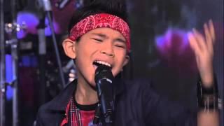 getlinkyoutube.com-Ceria Popstar 2016: Konsert 4 - Aniq 'Ingatkan Dia'