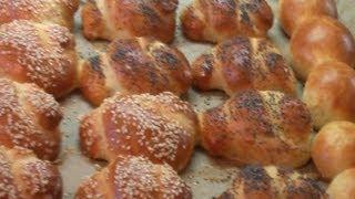 """Булочки """"К Завтраку"""" видео рецепт ( Breakfast buns  )"""