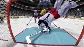 getlinkyoutube.com-NHL 13: Crazy Goalies
