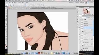 getlinkyoutube.com-Vector Art Tutorial In Photoshop CS5