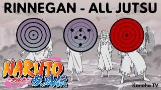 getlinkyoutube.com-Rinnegan - All Jutsu (Update Sasuke Uchiha's Space–Time Dōjutsu)