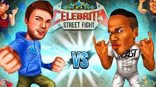 getlinkyoutube.com-ALI-A vs YOUTUBERS! - Celebrity Street Fight!