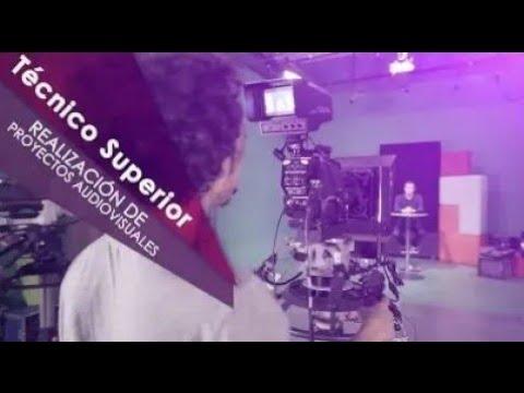 Grados Superiores Oficiales de Realización e Iluminación. ESCUELA CES