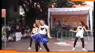 Modern Dance - SMP Santa Maria