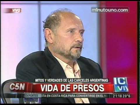 C5N - CHICHE EN VIVO: MITO Y VERDADES DE LAS CARCELES ARGENTINAS
