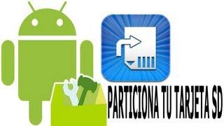 getlinkyoutube.com-Como AUMENTAR MEMORIA interna android (Partición SD) | Android Evolution