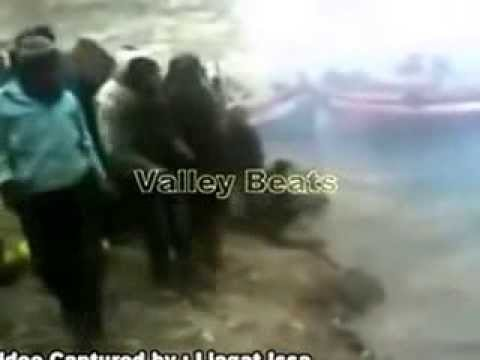 Truk drowned in ATABAD LAKE Hunza,Gilgit Baltistan,Pakistan