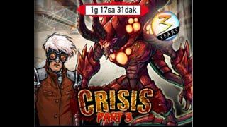 getlinkyoutube.com-Mutants Genetic Gladiators ( Fınısh New Event CRISIS PART 3 and Diablo's Attacks )