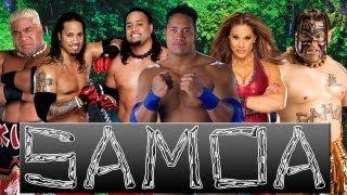 getlinkyoutube.com-WWE Mashup: The Usos, Rikishi, Rocky Maivia, Tamina Snuka & Umaga (DALYXMAN)