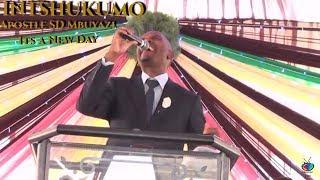 INTSHUKUMO (Apostle SD Mbuyazi) Its a New Day