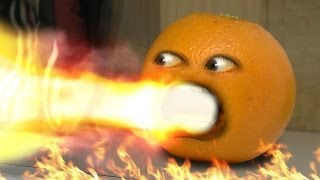 getlinkyoutube.com-Annoying Orange - Time to Burn