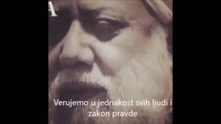 Mirza Nasir Ahmad - Cilj Ahmadija Muslimanskog Dzemata