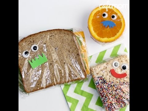Fun with Back to School Lunchbox Hacks