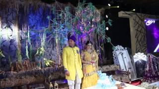 getlinkyoutube.com-Alvi | Halud Body | Wedding Story Bangladesh