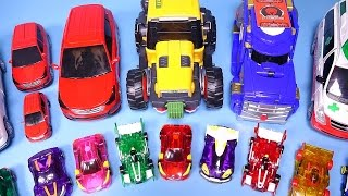 getlinkyoutube.com-CarBot cars 헬로카봇 터닝메카드 또봇 카 장난감 MeCard TOBOT Hello CarBot transformers car toys