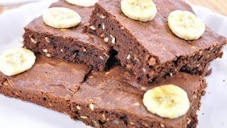 getlinkyoutube.com-บราวนี่กล้วยหอม Banana Brownie