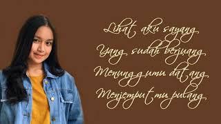 Menunggu Kamu   Anji (Chintya Gabriella Cover) (Lyrics)