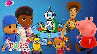 getlinkyoutube.com-TOYS on the go! Juguetes en Español