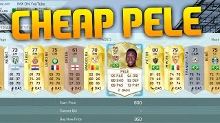 getlinkyoutube.com-THE CHEAP PELE FOR LESS THAN 1K??!! - FIFA 16 ULTIMATE TEAM