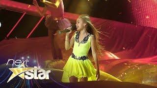 """getlinkyoutube.com-Ellie Goulding - """"Love Me Like You Do"""". Vezi cum cântă Iuliana Beregoi, la Next Star"""