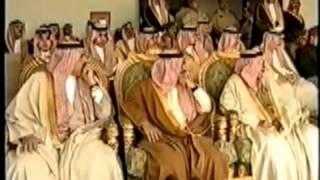 getlinkyoutube.com-قصيدة الشاعر سعود بن كايد البلوي أمام الأمير سلطان