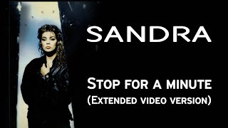 getlinkyoutube.com-Sandra - Stop for a minute (Extended version)