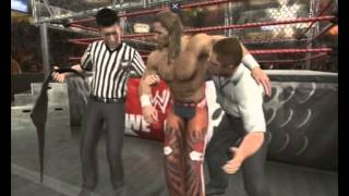 WWE Smackdown Vs Raw 2010 Cut Scenes HBK