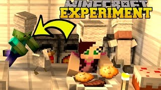 getlinkyoutube.com-Minecraft: EXPERIMENT GONE WRONG!!! - TRAYAURUS'S ZOMBIE EXPERIMENT - Custom Map [1]