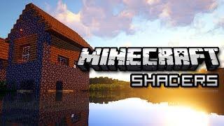 getlinkyoutube.com-Minecraft: Unbelievable Shaders Mod