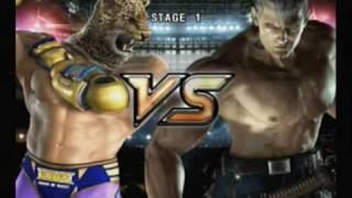 getlinkyoutube.com-Tekken 5 - King