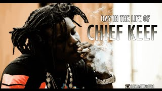 getlinkyoutube.com-Chief Keef - Day In The Life Of - Interview over BANG3 pt 2 Documentary