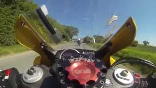getlinkyoutube.com-Crazy racing Skerries ROAD RACING  - Ireland