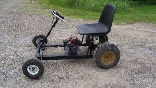 getlinkyoutube.com-2-Stroke Go-Kart