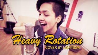 getlinkyoutube.com-LIGHTSON - Heavy Rotation [Cover Version]