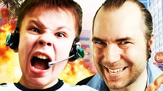 Messing with ANGRY Players on Grand Theft Auto 5! - (GTA V Trolling)