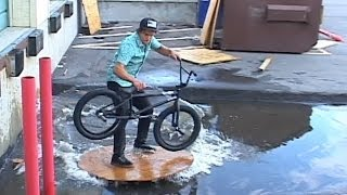 getlinkyoutube.com-Is This The Most Creative BMX Bike Rider On Earth?