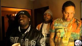 getlinkyoutube.com-FBG & King Yella Address GMEBE Beef & Slim Jesus Pt 1 | Shot By @TheRealZacktv1