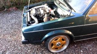 getlinkyoutube.com-Golf mk1 1.8t k04
