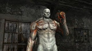 getlinkyoutube.com-Resident Evil 4 PC Mod - Coolest Tyrant: T-078 (Code Veronica Boss)