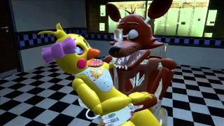 LAS PAREJAS DE FIVE NIGHTS AT FREDDYS
