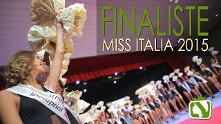 getlinkyoutube.com-LE RAGAZZE DI MISS ITALIA - Le 33 Finaliste - Miss Italia 2015