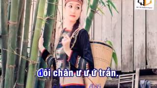 getlinkyoutube.com-Đôi Chân Trần -  Karaoke (Beat Phối)