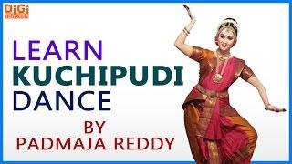 getlinkyoutube.com-Learn Kuchipudi Dance || Indian Kuchipudi Dance By Padmaja Reddy || Digi Teacher