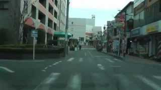 getlinkyoutube.com-[drive japan]埼玉県越谷市の風景(新越谷駅)