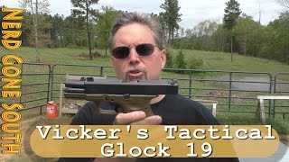 Larry Vickers Tactical Glock 19