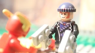 getlinkyoutube.com-Lego Flash- Captain Boomerang